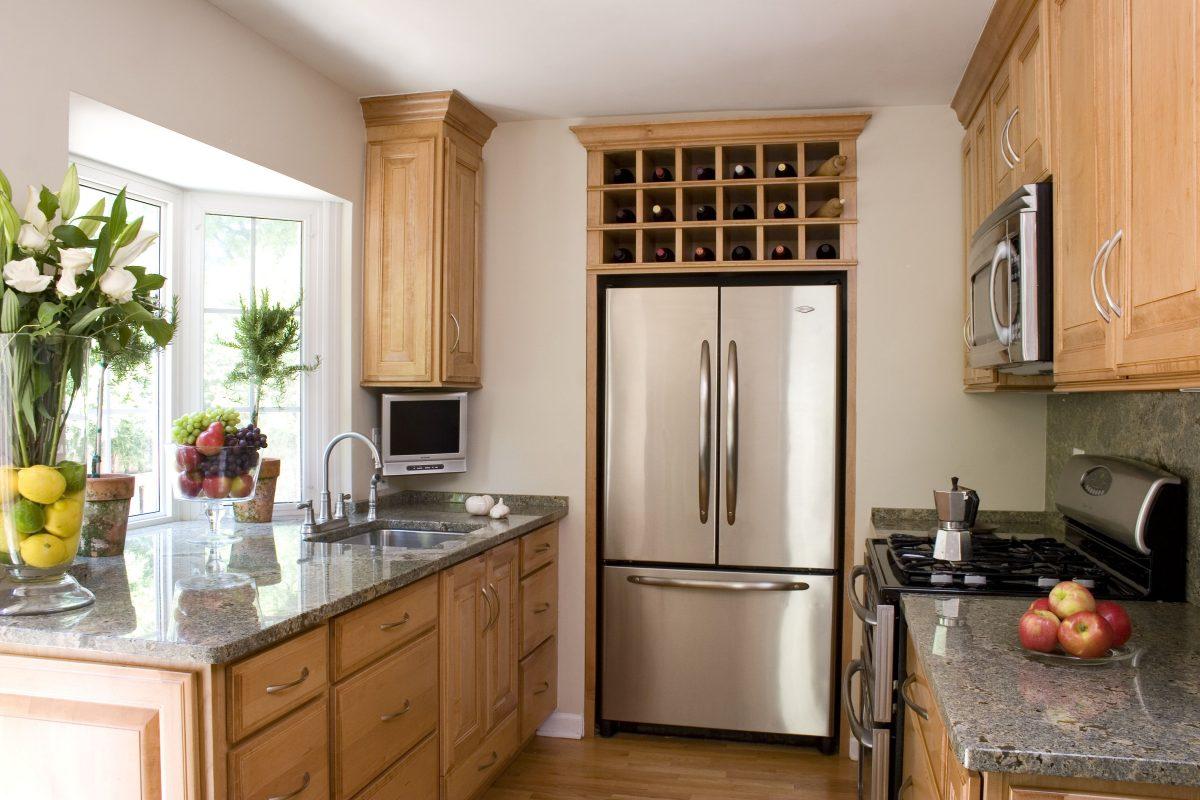 Mẫu nhà bếp đẹp hợp phong thủy