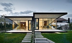 Công ty thiết kế nhà ở hợp phong thủy