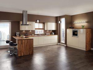 Cách bố trí nhà bếp đúng quy tắc phong thủy